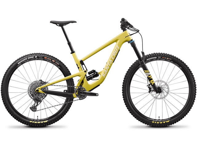 "Santa Cruz Megatower 1 C 29"" S-Kit, amarillo yellow"